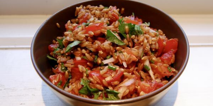 Farro Salad - Summer Side Dish