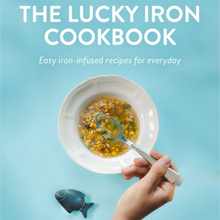The Lucky Iron e-Cookbook