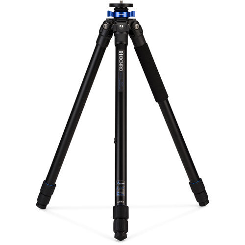 Benro Mach3 AL Series 3 Long Tripod, 3 Section, Twist Lock