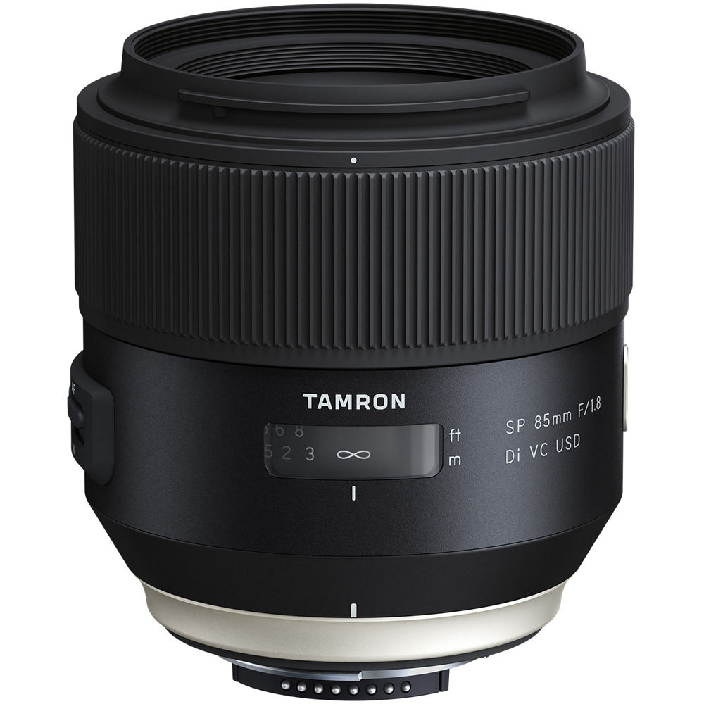 Tamron SP 85mm f/1.8 Di VC USD - Nikon F Mount Lens