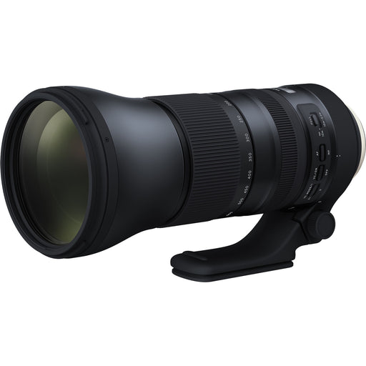 Tamron SP 150-600mm f/5-6.3 Di VC USD G2 - Canon EF Mount Lens