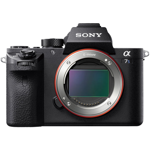 Sony Alpha a7S II Mirrorless Camera - Body Only