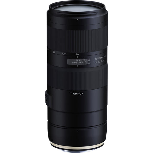 Tamron 70-210mm f/4 Di VC USD - Canon EF Mount Lens