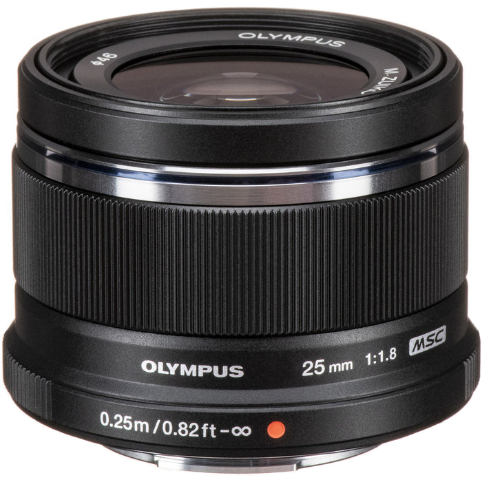 Olympus M.Zuiko Digital 17mm f/1.8 Lens