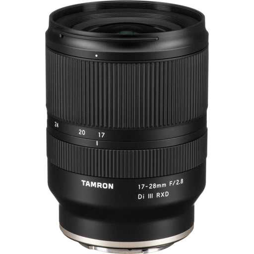 Tamron 17-28mm f/2.8 Di III RXD - Sony E Mount Lens