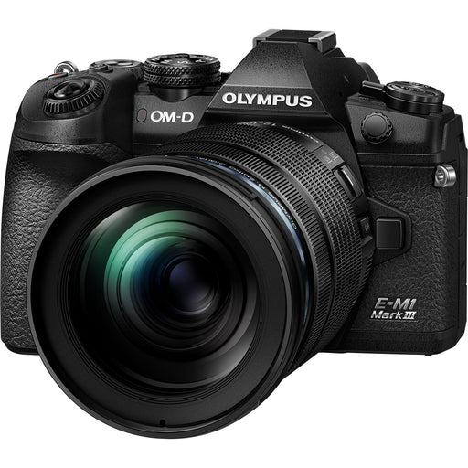 Olympus OM-D E-M1 Mark III Mirrorless Camera with 12-100mm Lens Kit