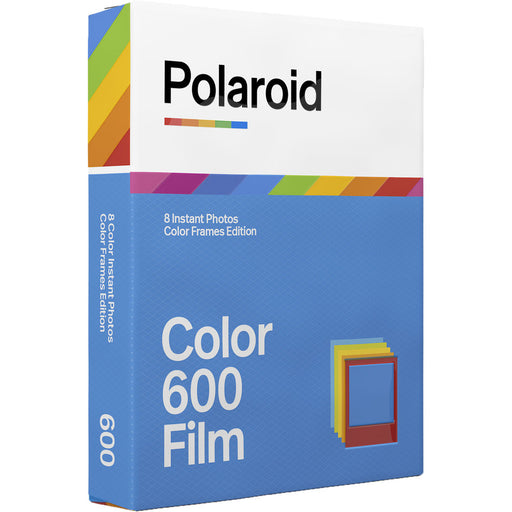 Polaroid 600 Color (Color Frame) Instant Film