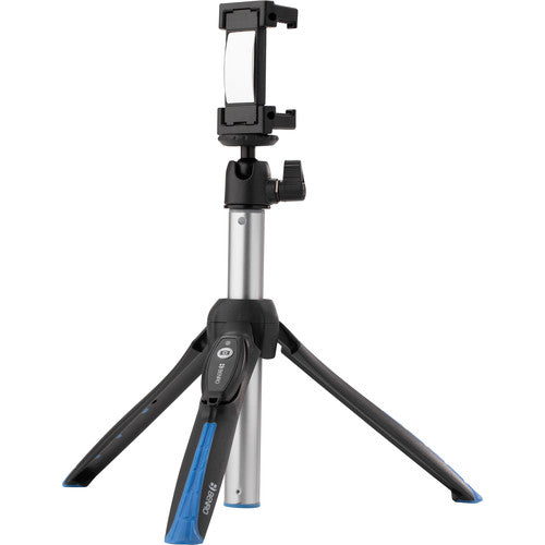Benro BK15 Mini Tripod & Selfie Stick with Remote