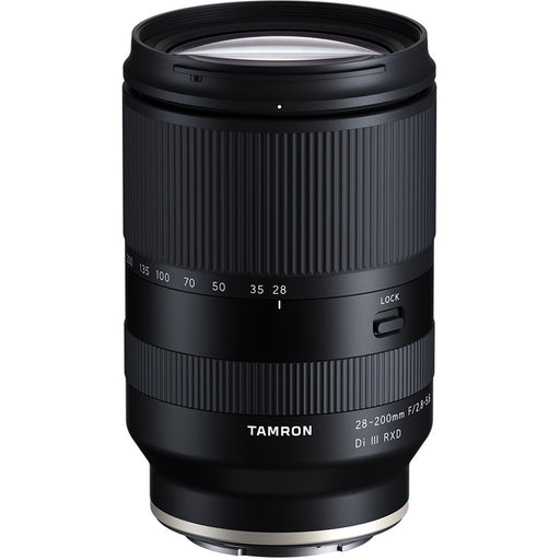 Tamron 28-200mm f/2.8-5.6 Di III RXD Mirrorless Zoom Lens