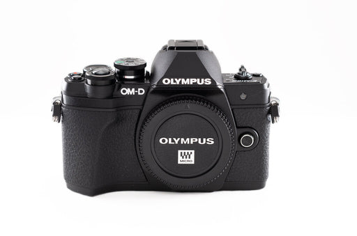 Olympus OM-D E-M10 MKIII Mirrorless Digital Camera