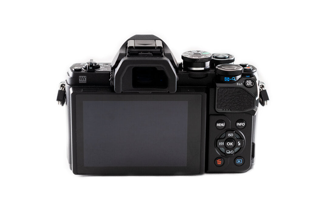 Olympus OM-D E-M10 MKIII Mirrorless Digital Camera Final Sale/No Returns or Exchanges