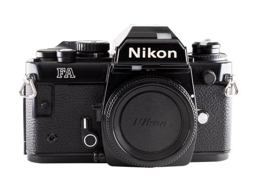 Nikon FA Manual-focus 35mm SLR Camera