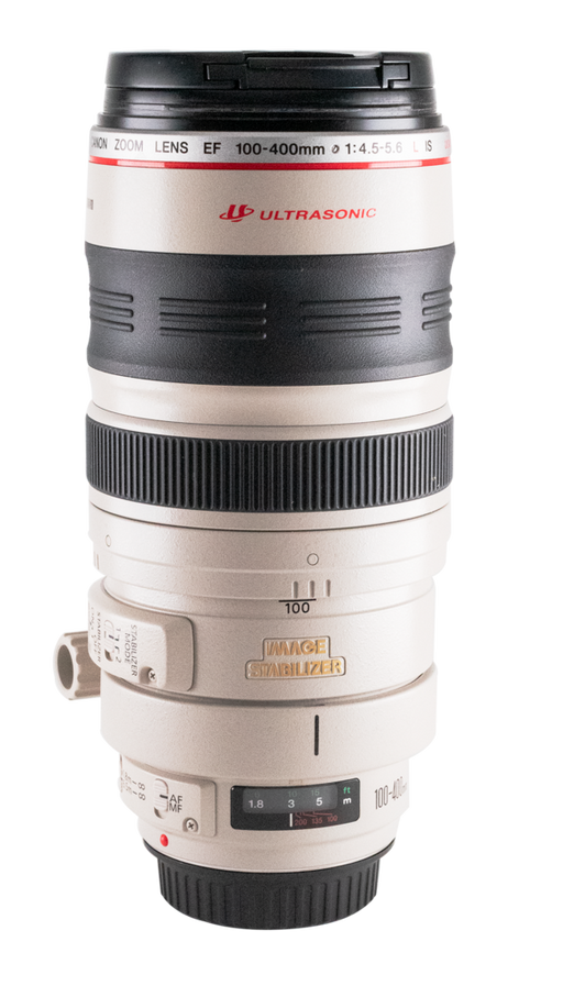 Canon EF 100-400 f/4.5-5.6 L IS (Version 1) Zoom Lens