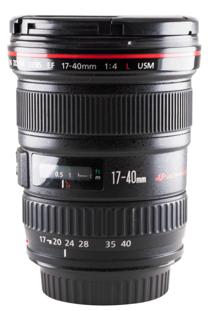 Canon EF 17-40mm f/4 L Zoom Lens #5246982