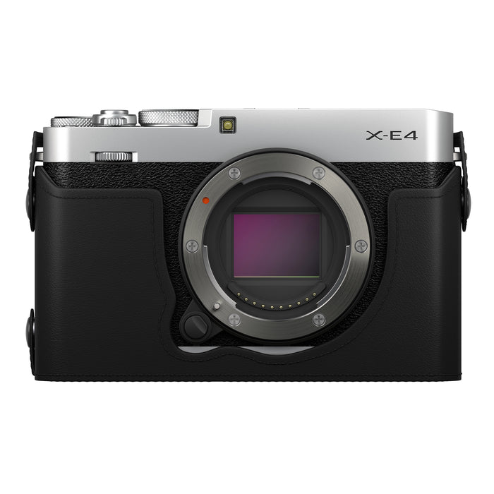 Fujifilm Black Leather Case for X-E4