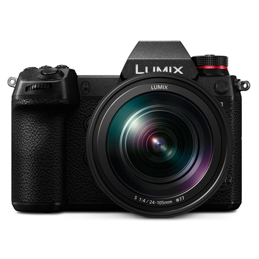 Panasonic Lumix DC-S1 Mirrorless Camera with 24-105mm Lens Kit