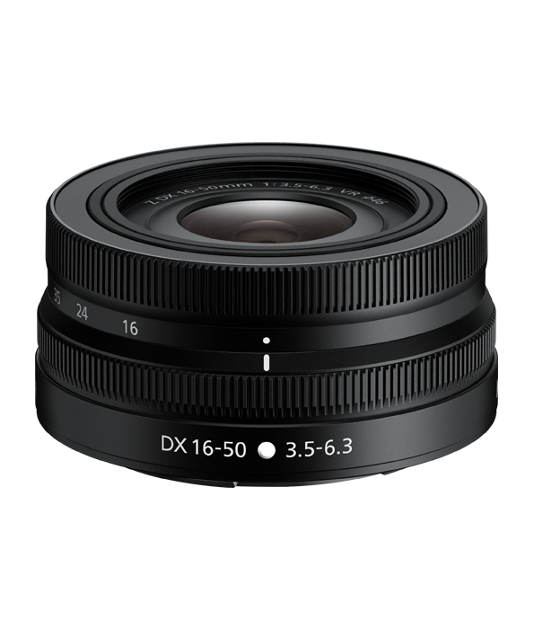 Nikon NIKKOR Z DX 16-50mm f/3.5-6.3