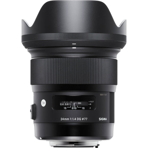 Sigma 24mm f/1.4 Art DG HSM - Nikon Mount Lens