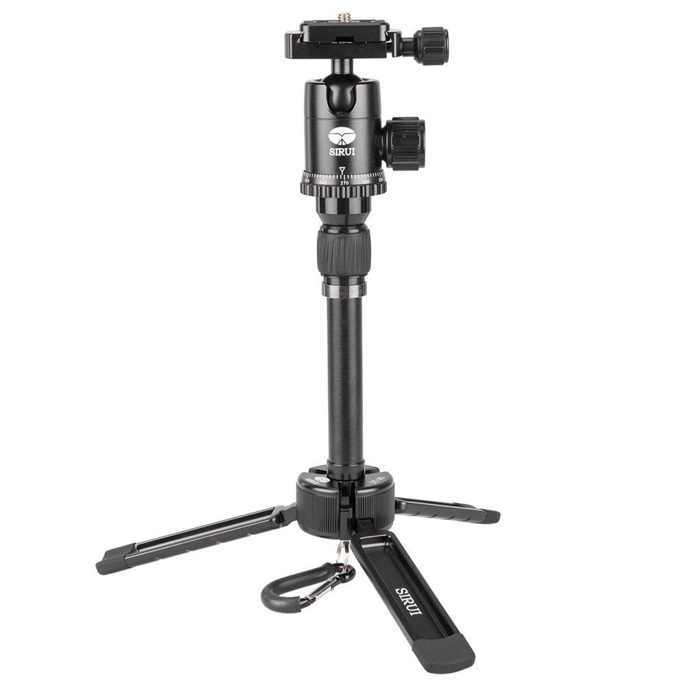 Sirui 3T-35 Table Top Tripod - Black