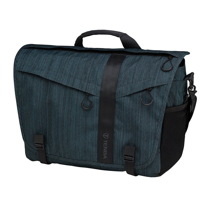 Tenba DNA 15 DSLR Messenger Bag - Cobalt