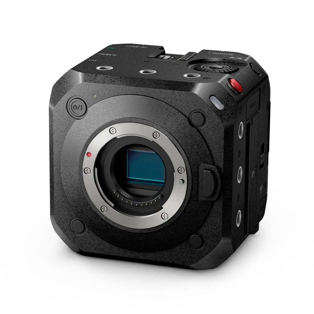 Panasonic Lumix BGH1 4K Cinema Box Camera with Livestreaming