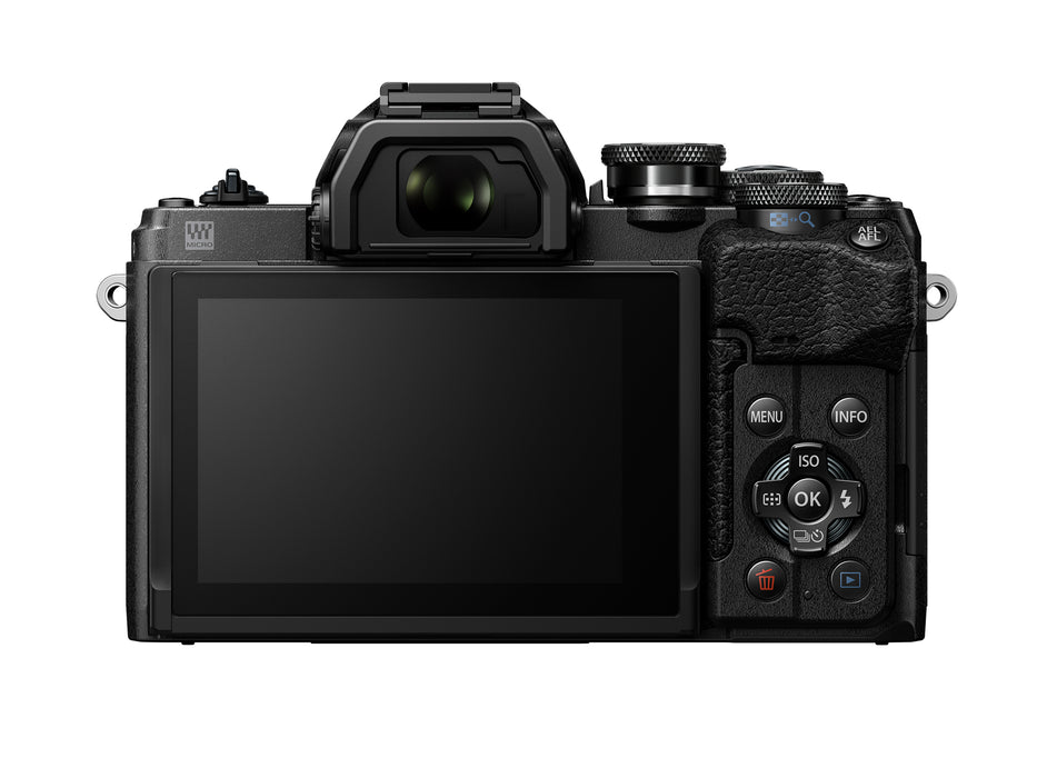 Olympus OM-D E-M10 Mark IV Mirrorless Camera