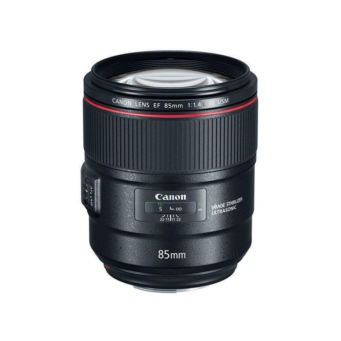 Canon EF 85mm f/1.4L IS USM Lens-Lens, DSLR-Canon-Pro Photo Supply