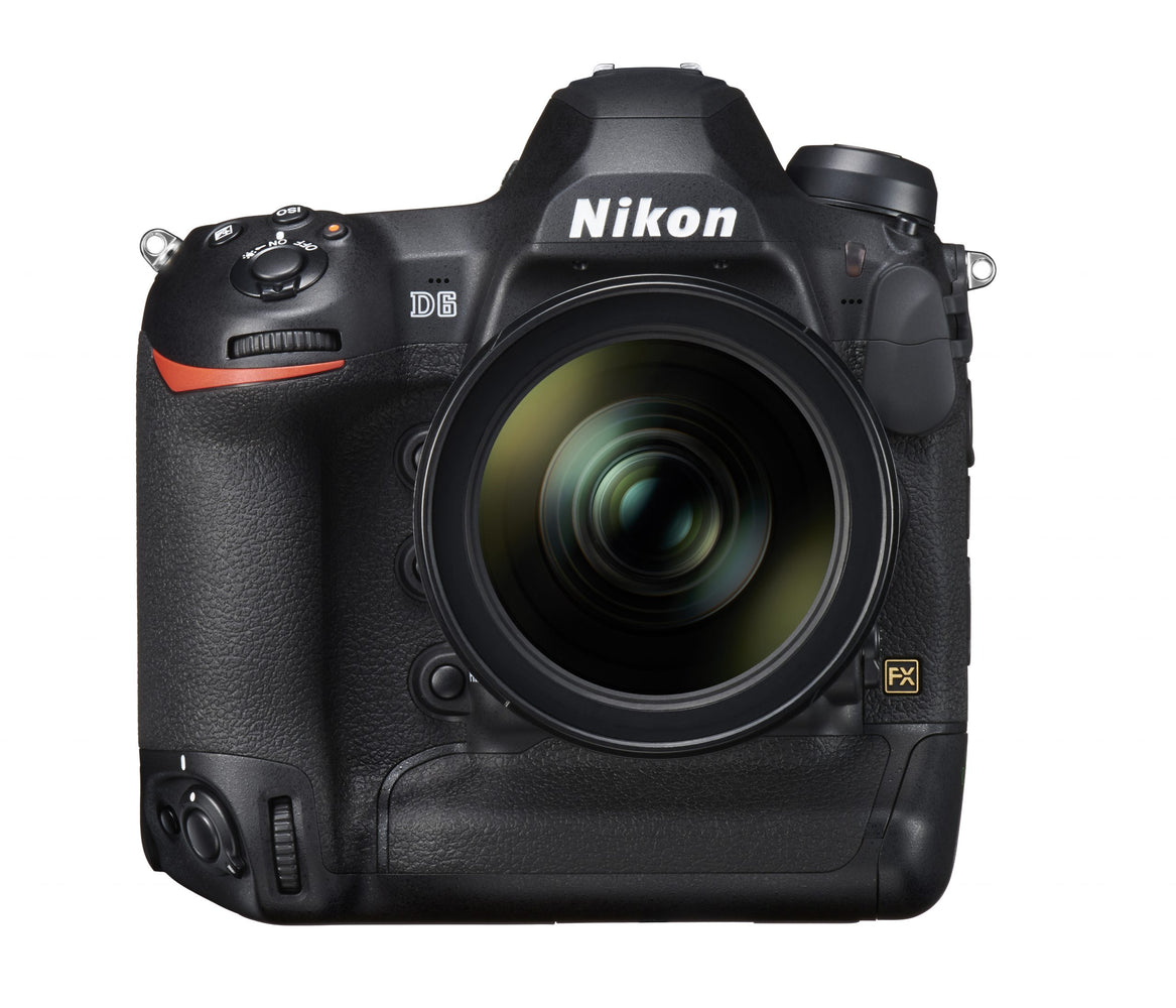 Nikon D6 FX-Format Digital SLR Camera Body