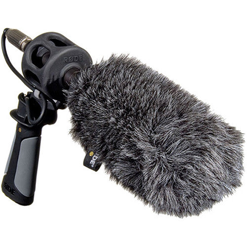 RØDE WS6 Deluxe Windshield for the NTG2, NTG1, NTG4, and NTG4+ Microphones