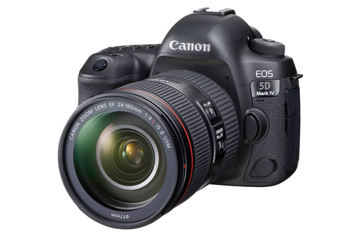 Canon EOS 5D Mark IV Camera with 24-105mm f/4L II Lens Kit