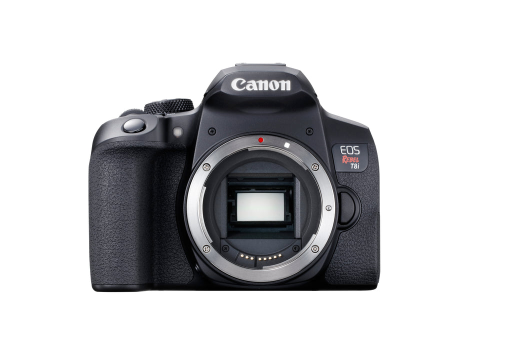 Canon EOS Rebel T8i DSLR Camera
