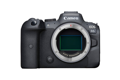 Canon EOS R6 Mirrorless Camera
