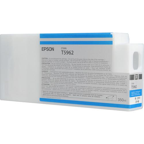 Epson 7900/9900 Cyan Ink Cartridge 350ml