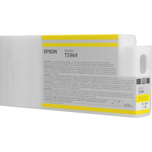 Epson 7900/9900 Yellow Ink Cartridge 350ml