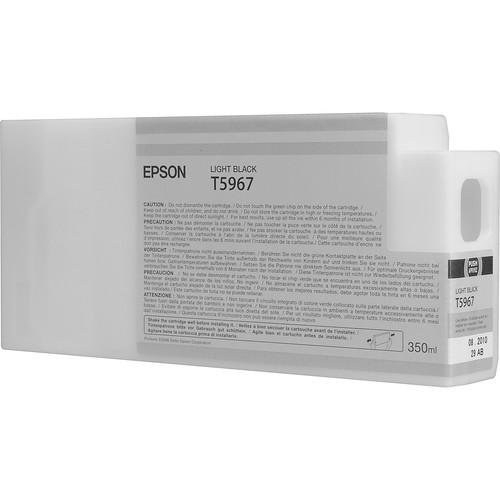 Epson 7900/9900 Light Black Ink Cartridge 350ml