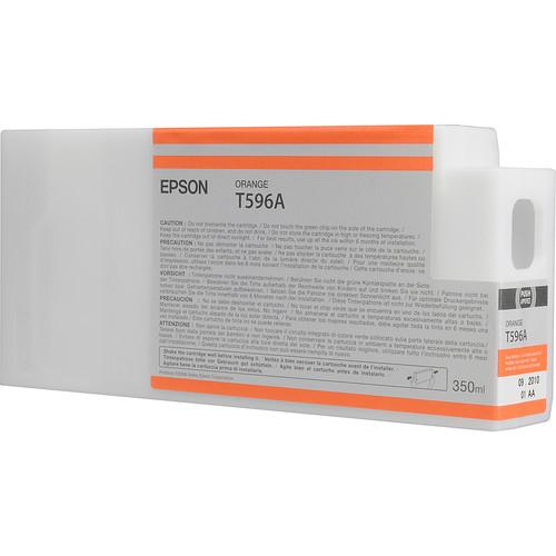 Epson 7900/9900 Orange Ink Cartridge 350ml
