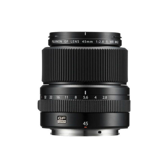 FujiFilm GF 45mm f/2.8 R WR Lens-Lens, Medium Format-Fujifilm-Pro Photo Supply