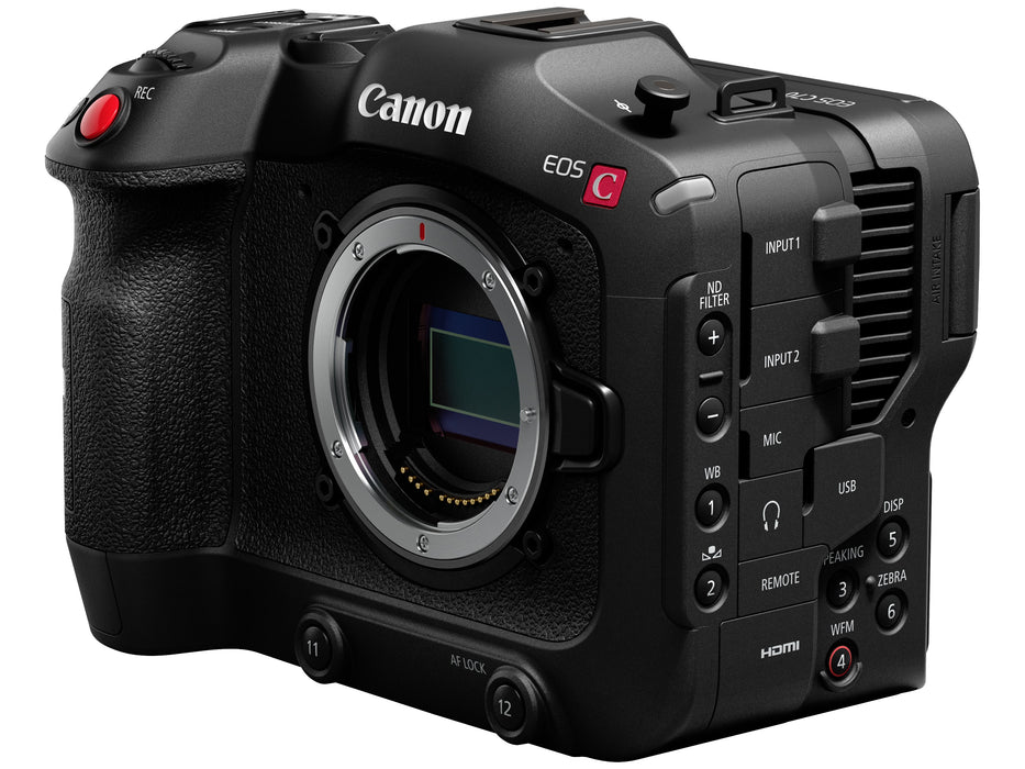 Canon EOS C70 Cinema Camera - RF Lens Mount