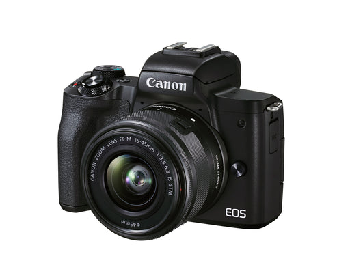 Canon EOS M50 Mark II Mirrorless Camera