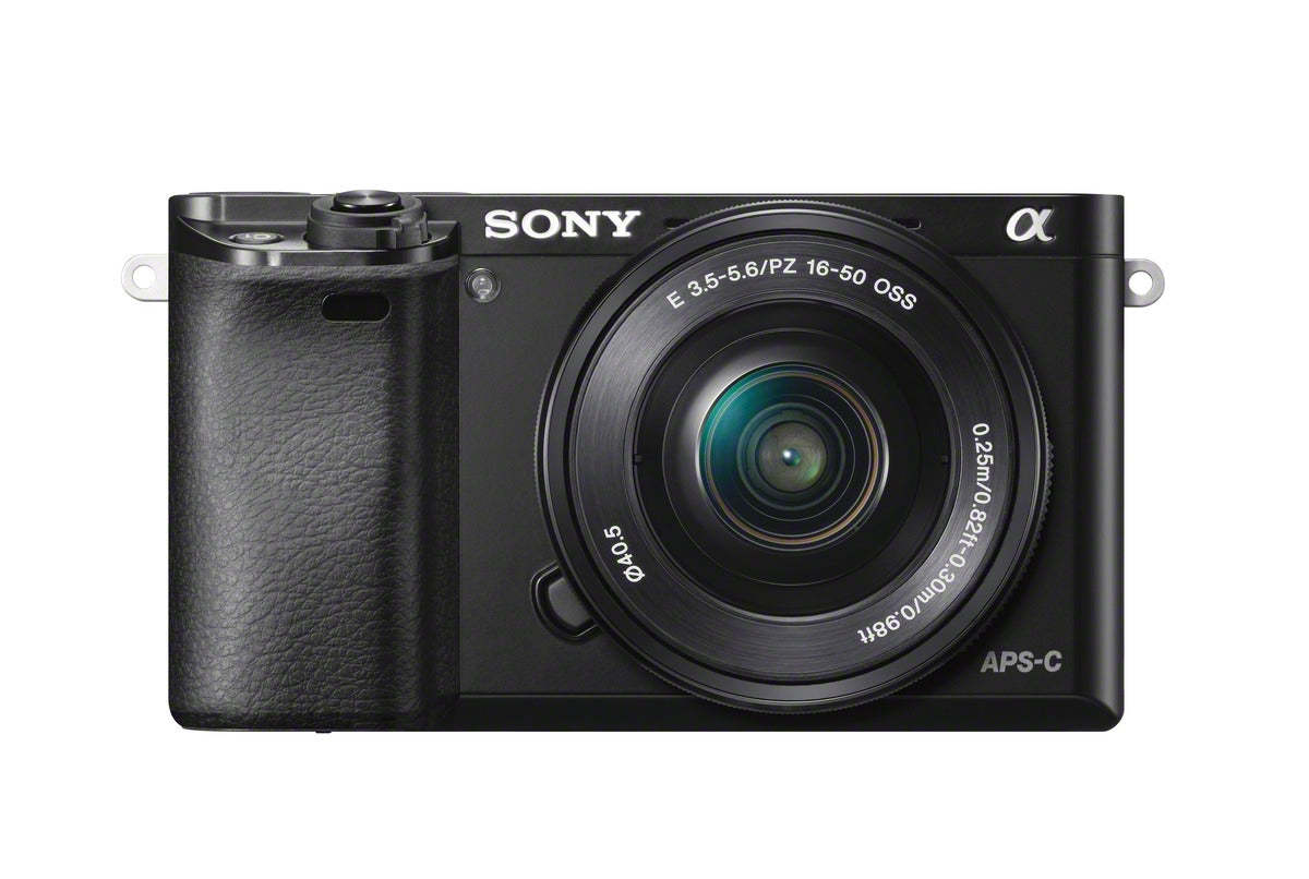 Sony Alpha a6000 Mirrorless Camera with 16-50mm Lens Kit
