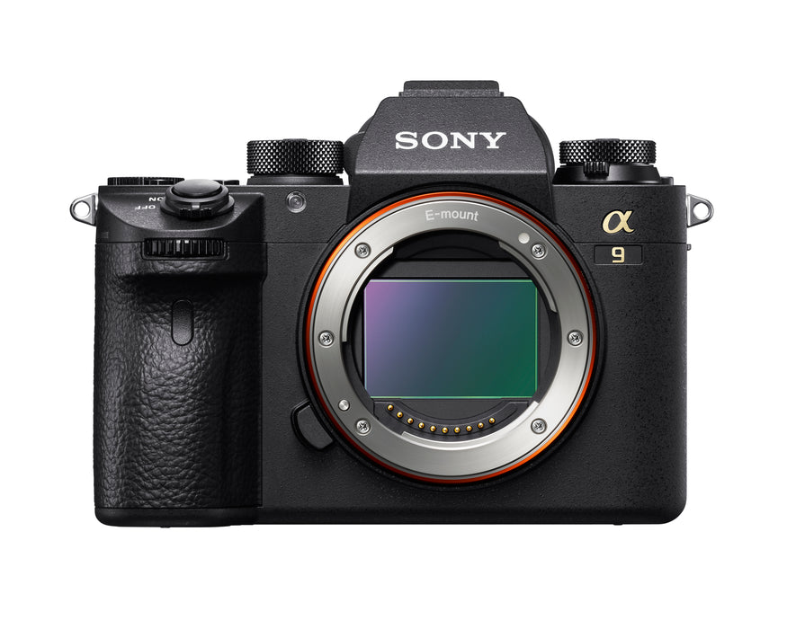 Sony Alpha α9 Mirrorless Digital Camera - Body Only