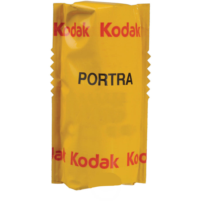 Kodak Professional Portra 160 Color Negative 120 Format Film, Single Roll