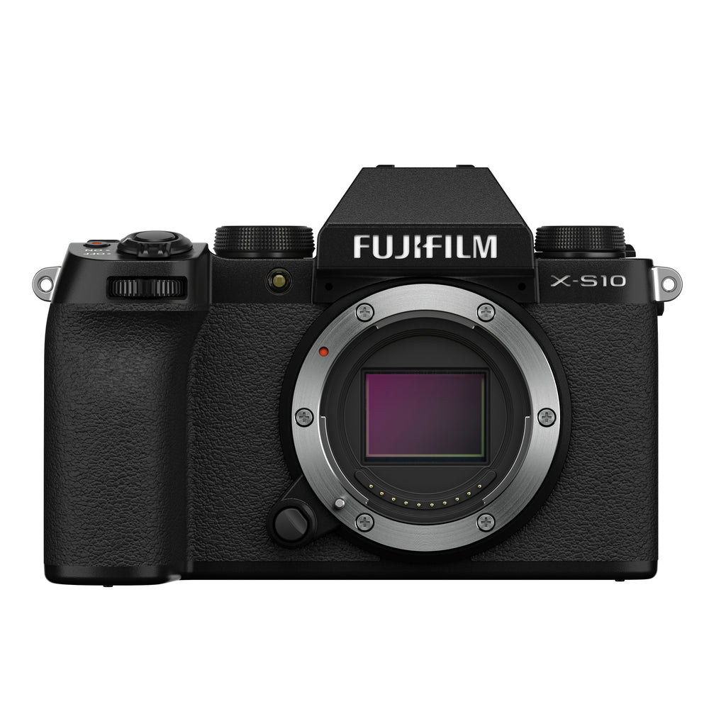Fujifilm X-S10 Mirrorless Camera