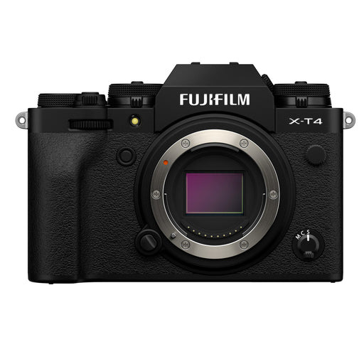 FujiFilm X-T4 Mirrorless Digital Camera-Camera, Mirrorless-Fujifilm-Pro Photo Supply