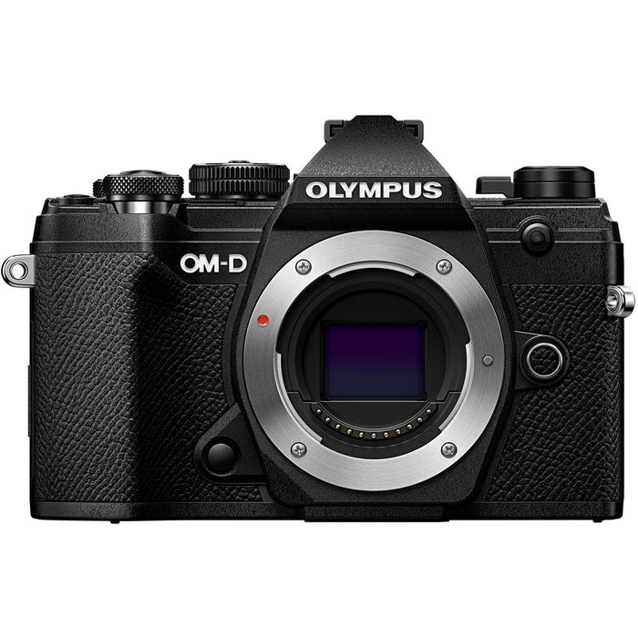 Olympus OM-D E-M5 Mark III Digital Camera Black - Body Only