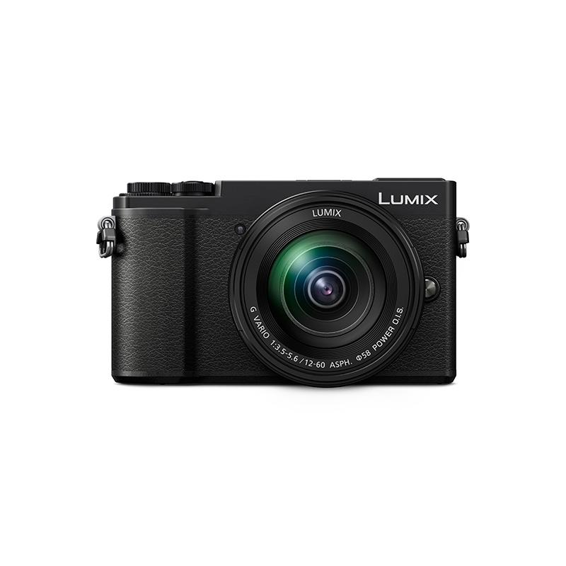 Panasonic LUMIX GX9 4K Mirrorless ILC Camera with 12-60mm F3.5-5.6 lens