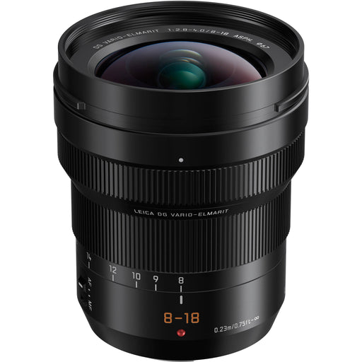 Panasonic Vario-Elmarit 8-18Mm F2.8-4 Lens