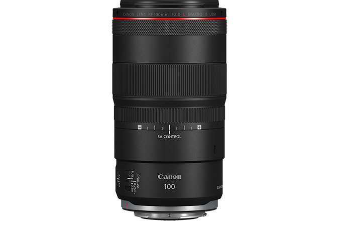 Canon RF 100mm f/2.8 L Macro IS USM Lens