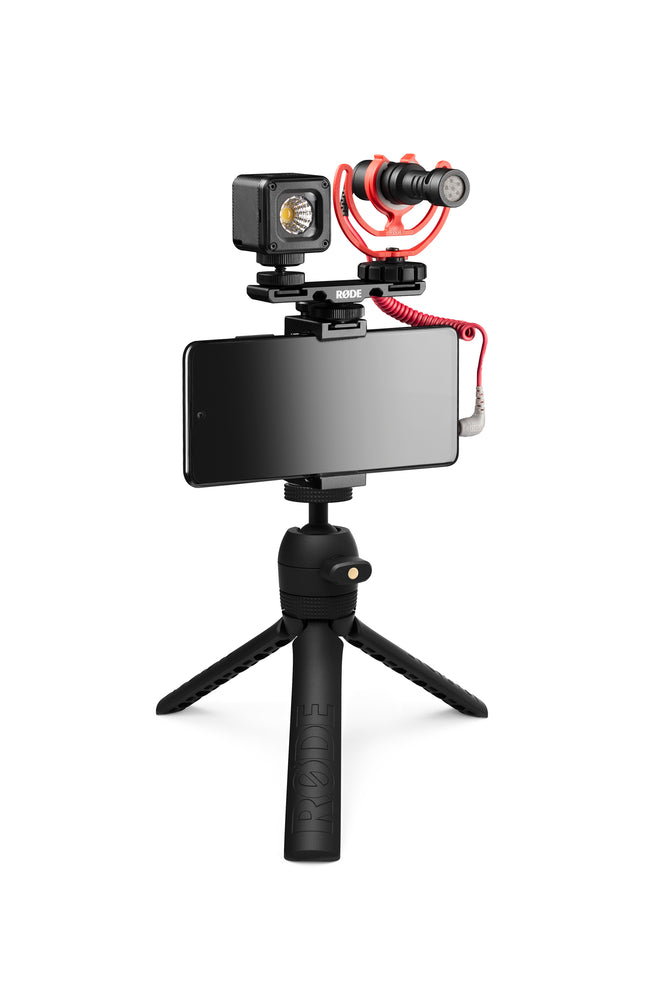 RØDE Vlogger Filmmaking Kit - Universal Mobile Devices