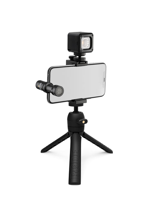 Rode Vlogger Filmmaking Kit - iOS Mobile Devices